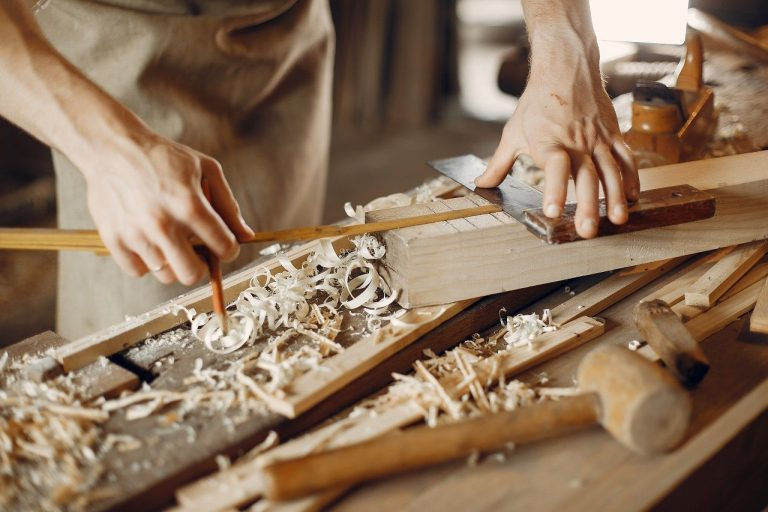 Maszyny z warsztatu stolarskiego