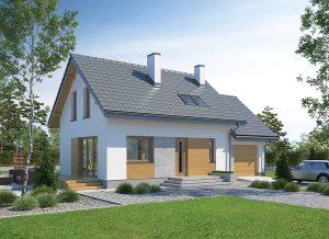 Na co zwrócić uwagę, poszukując projektu domu z poddaszem użytkowym?
